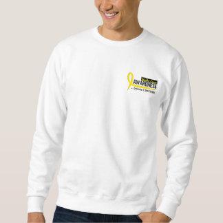 Awareness 2 Bladder Cancer Sweatshirt