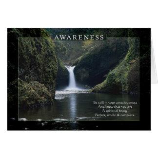 Awareness Card