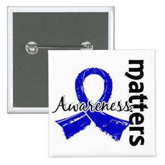 Awareness Matters 7 CFS Pin