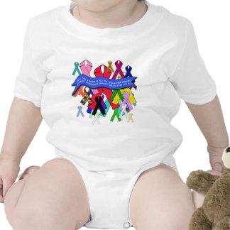 Awareness Ribbons for Universal Health Care Shirt