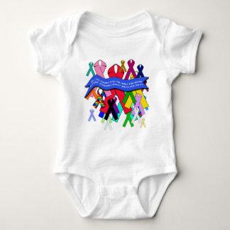 Awareness Ribbons for Universal Health Care Tshirt