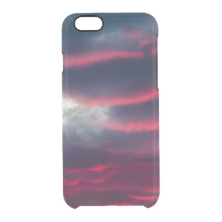 away from our window clear iPhone 6/6S case