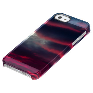 away from our window clear iPhone SE/5/5s case