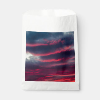 away from our window favour bag