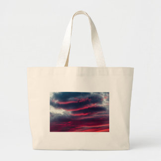 away from our window large tote bag