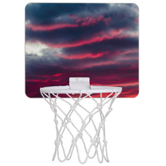 away from our window mini basketball hoop