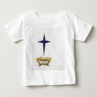 Away In a Manger Baby T-Shirt