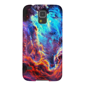 Awe-Inspiring Color Composite Star Nebula Galaxy S5 Covers