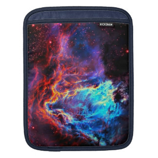 Awe-Inspiring Color Composite Star Nebula iPad Sleeve