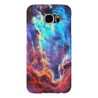 Awe-Inspiring Color Composite Star Nebula Samsung Galaxy S6 Cases