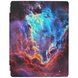 Awe-Inspiring Colour Composite Star Nebula iPad Cover