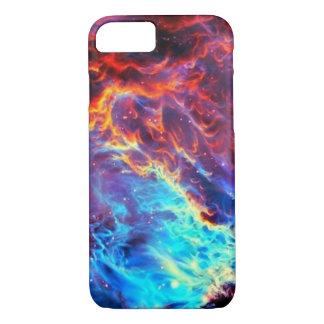 Awe-Inspiring Colour Composite Star Nebula iPhone 7 Case