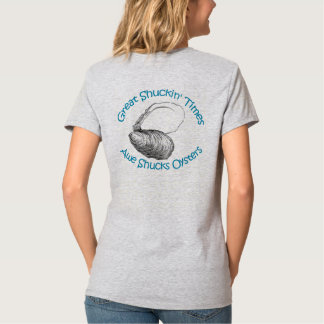 Awe Shucks Oysters T-Shirt