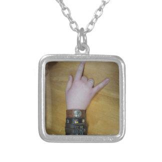 Awe-tistic necklace