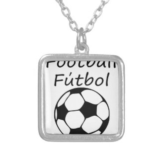 awesome3 silver plated necklace