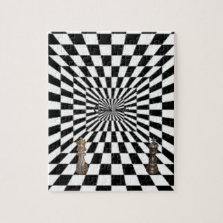 Awesome 3d looking design! jigsaw puzzles