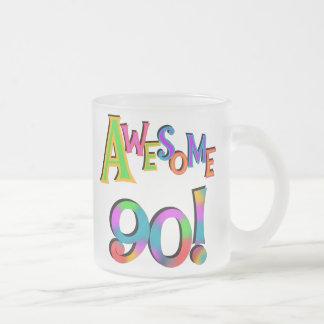 Awesome 90 Birthday T-shirts and Gifs Mug