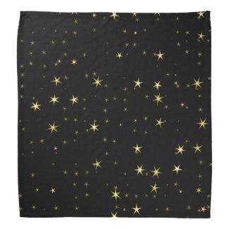 Awesome allover Stars 02A Bandannas