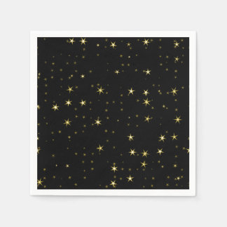 Awesome allover Stars 02A Disposable Napkin