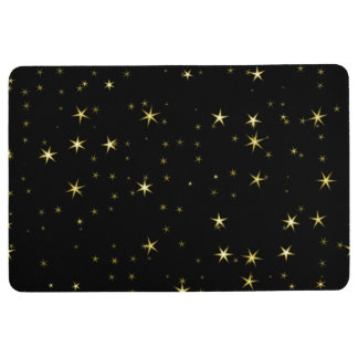 Awesome allover Stars 02A Floor Mat