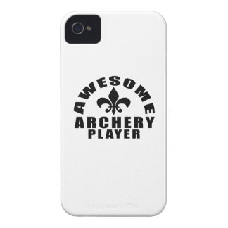 AWESOME ARCHERY PLAYER Case-Mate iPhone 4 CASE
