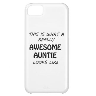 Awesome Auntie iPhone 5C Case