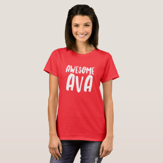 Awesome Ava T-Shirt