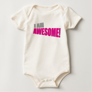Awesome! Baby Bodysuit