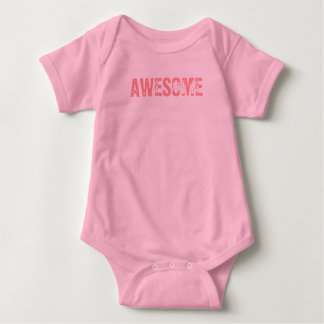 AWESOME BABY BODYSUIT
