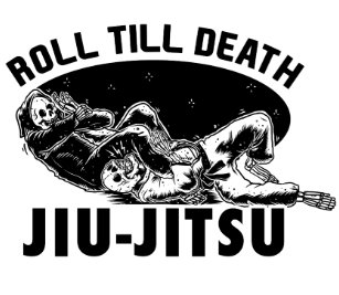 Jiu Jitsu Stickers | Zazzle AU