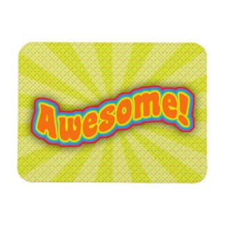 Awesome Bold! Rectangular Photo Magnet