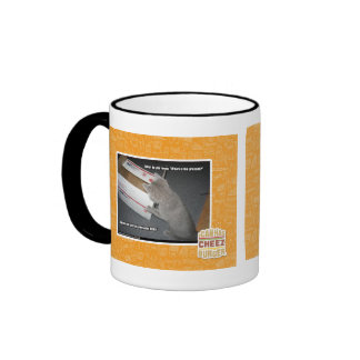 Awesome Box Ringer Mug
