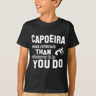 Awesome Capoeira designs T-Shirt
