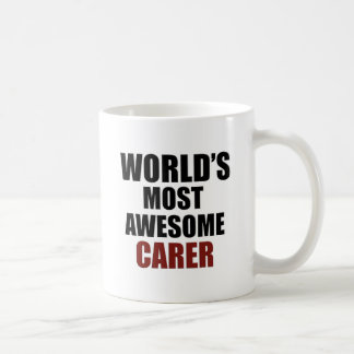 Awesome CARER designs Coffee Mug