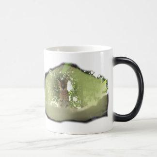 Awesome Cat Morphing Mug
