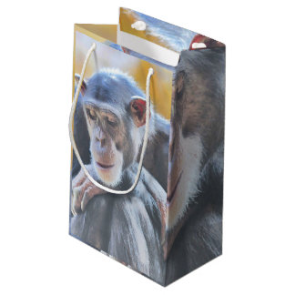 awesome chimp 1016 small gift bag