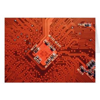 Awesome Circuit Board Card