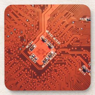 Awesome Circuit Board Coasters