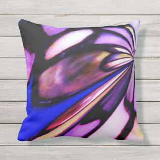 Awesome Colors Mosaic Inspired Cushion