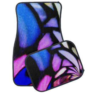 Awesome Colors Tiffany Inspired Car Mat