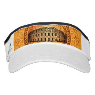 Awesome Colosseum Visor
