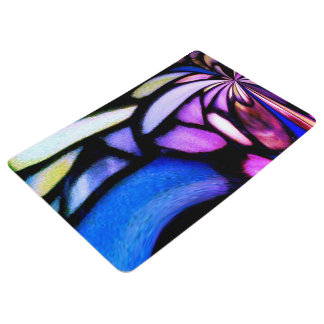 Awesome Colours Mosaic Inspired Floor Mat