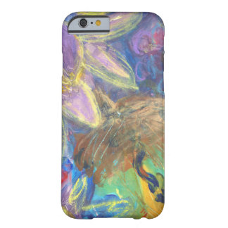 Awesome Contemporary Abstract Painting by Zona Barely There iPhone 6 Case