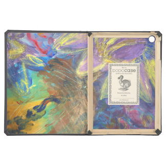 Awesome Contemporary Abstract Painting by Zona iPad Air Cover