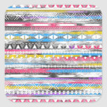 Awesome Cool trendy Aztec tribal Andes pattern
