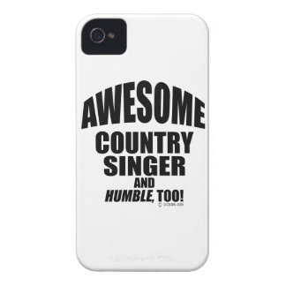 Awesome Country Singer iPhone4 Case