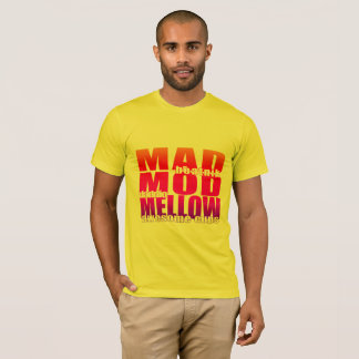 "Awesome Cups ""Mad Mod Mellow"" Shirt"