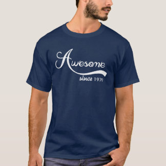Awesome (Customizable) Father's Day T-Shirt