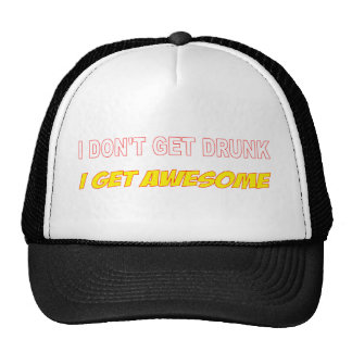 Awesome Drunk Hat
