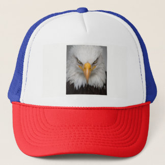 Awesome Eagle Trucker Hat